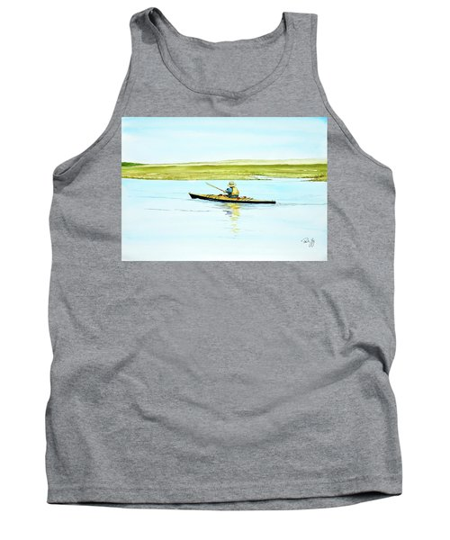 Nauset Kayaker Tank Top