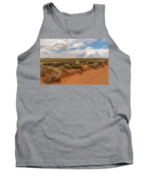 Navajo Reservation Tank Top