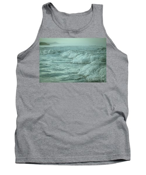 Near Waves Tank Top by Iris Greenwell