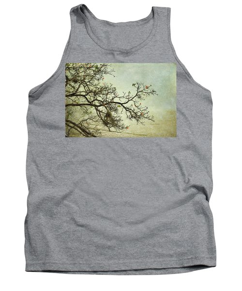 Nearly Bare Branches Tank Top