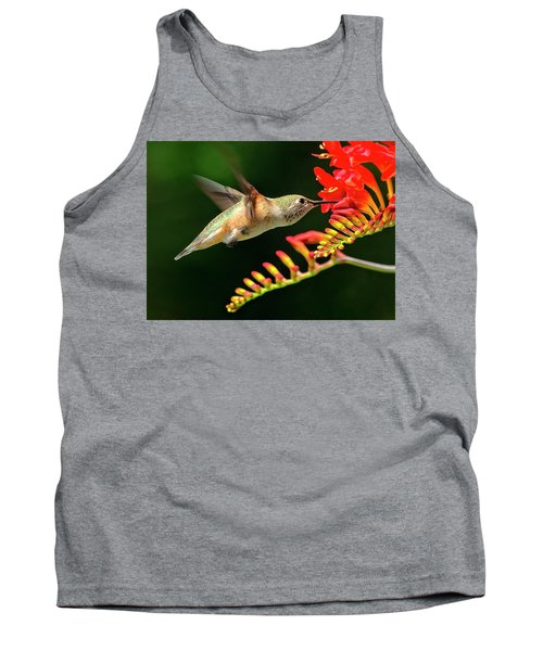 Nectar Time Tank Top by Sheldon Bilsker