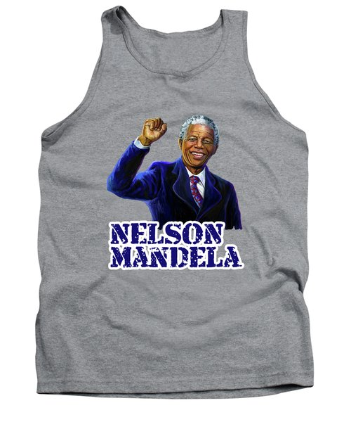 Nelson Mandela Tank Top