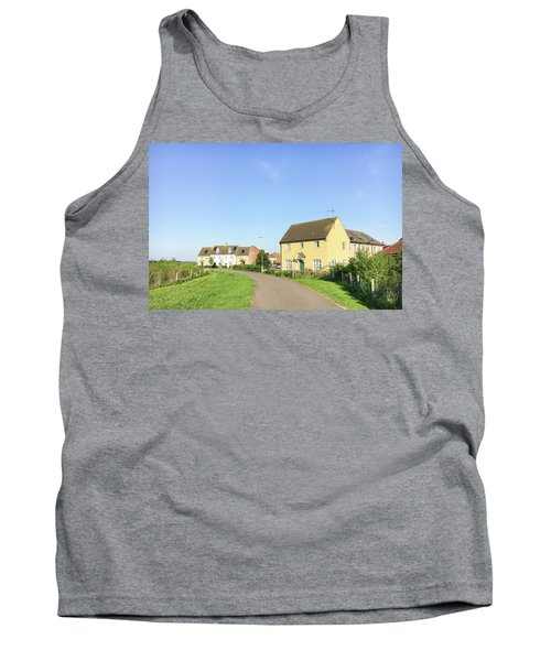 New Build Homes Tank Top
