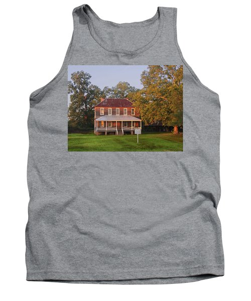 New Dawn On Old House Tank Top