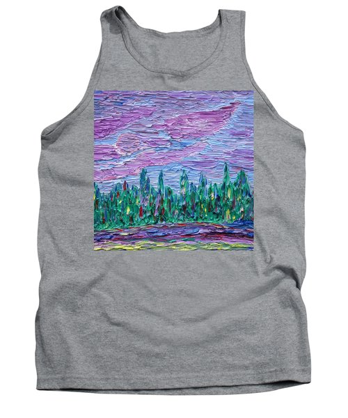 New Jersey Colors Tank Top