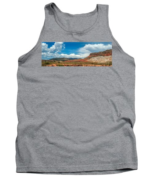 Tank Top featuring the photograph New Mexico by Gina Savage