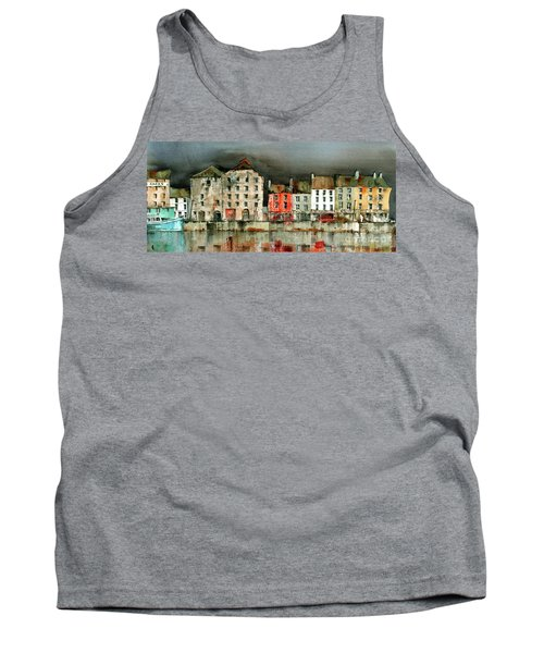 New Ross Quays Panorama Tank Top