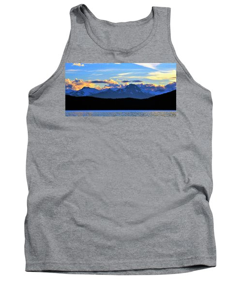 New World Tank Top by Martin Cline