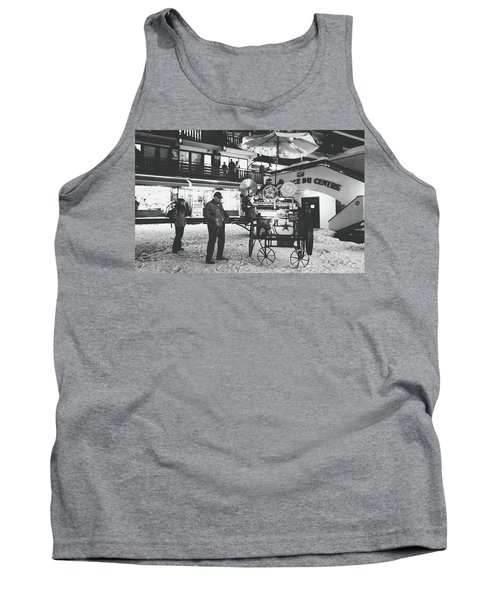 New Years Eve- Tank Top