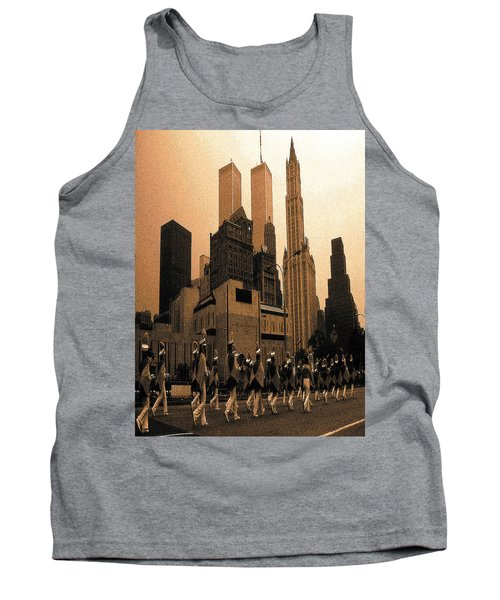 July 4th Parade New York City Tank Top
