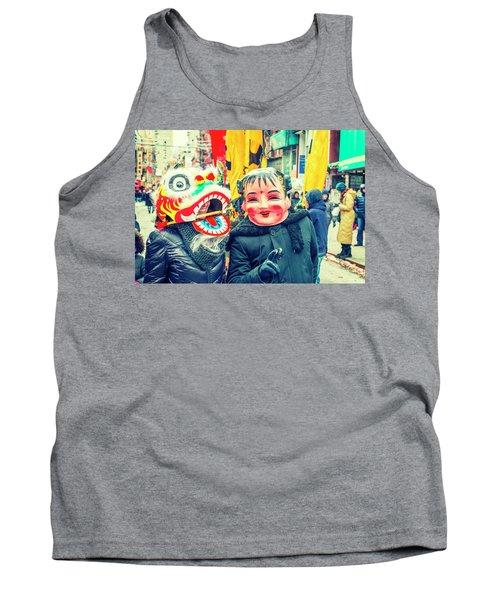 New York Chinatown Tank Top