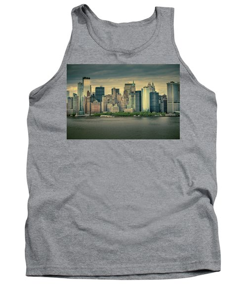 New York State Of Mind Tank Top
