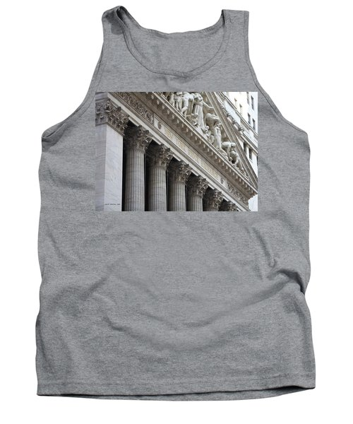 New York Stock Exchange Tank Top