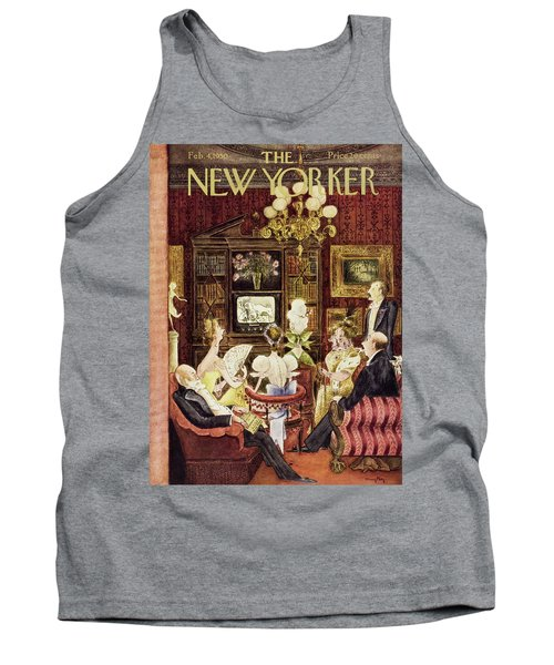 New Yorker February 4 1950 Tank Top