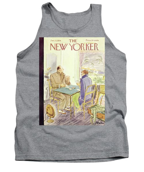 New Yorker January 23 1954 Tank Top