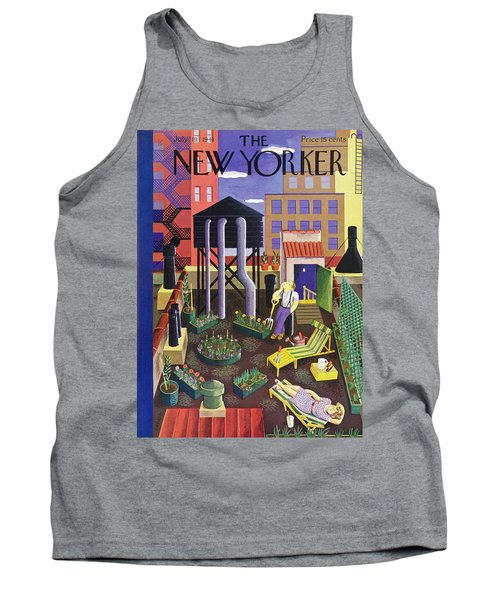 New Yorker July 19 1941 Tank Top