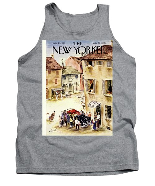 New Yorker July 23 1949 Tank Top