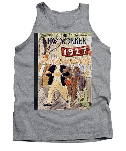 New Yorker June 7 1952 Tank Top