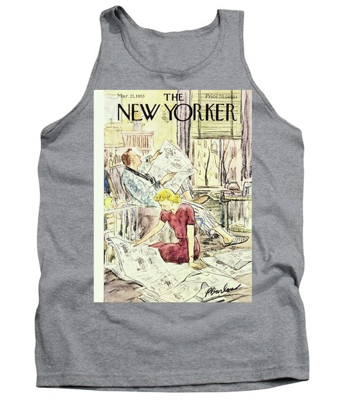 New Yorker March 21 1953 Tank Top