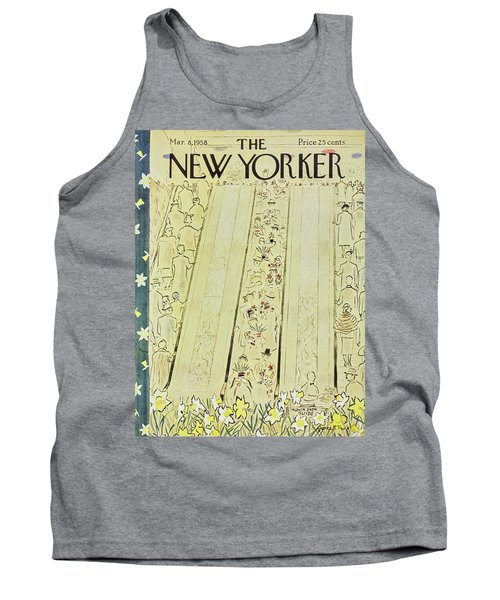 New Yorker March 8 1958 Tank Top