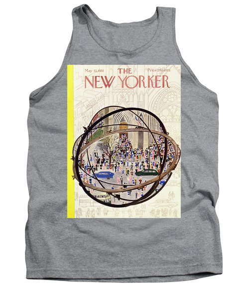New Yorker May 12 1951 Tank Top