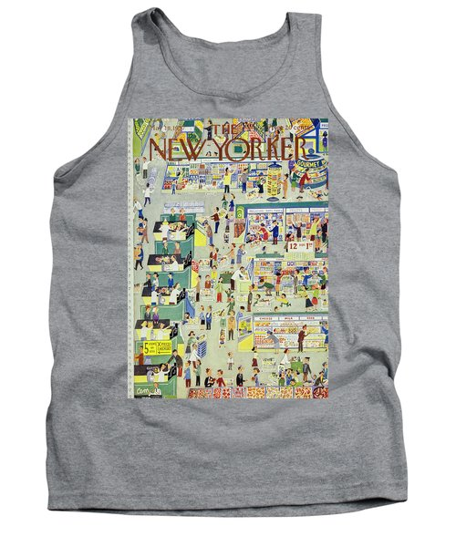 New Yorker May 18th 1957 Tank Top