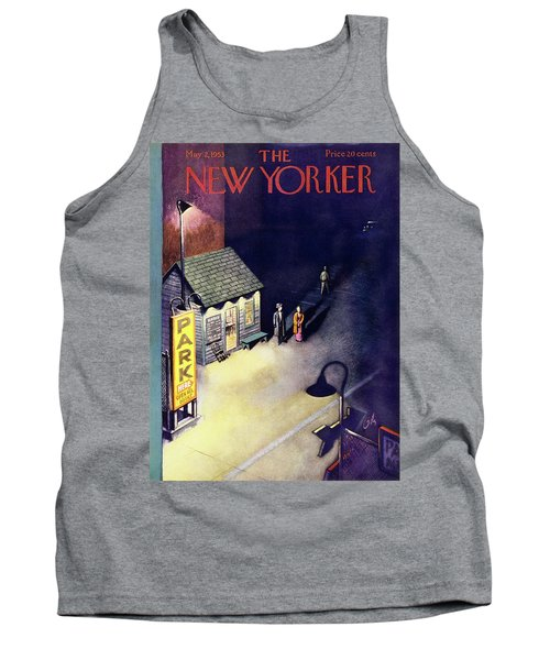 New Yorker May 2 1953 Tank Top