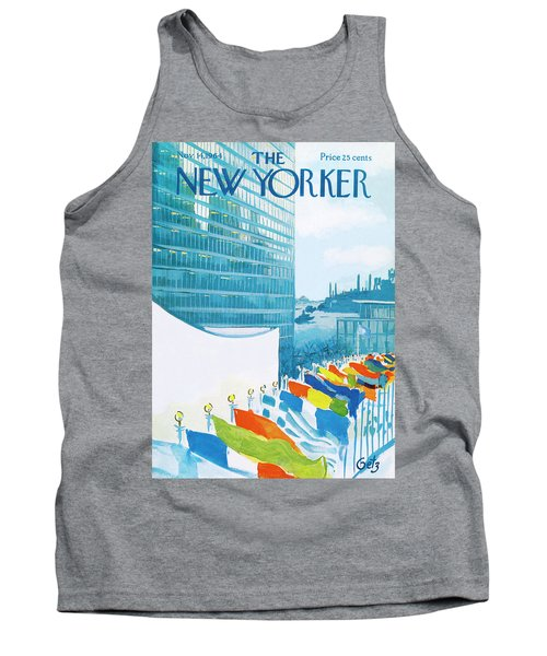 New Yorker November 14th, 1964 Tank Top