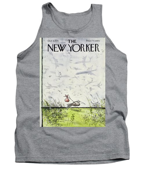 New Yorker October 4 1976 Tank Top