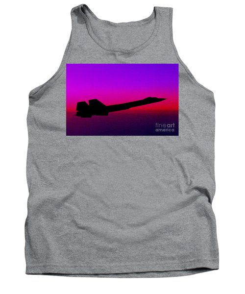 Night Eyes Tank Top by Greg Moores