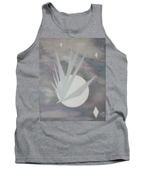 Tank Top featuring the painting Night Hawke II by J R Seymour