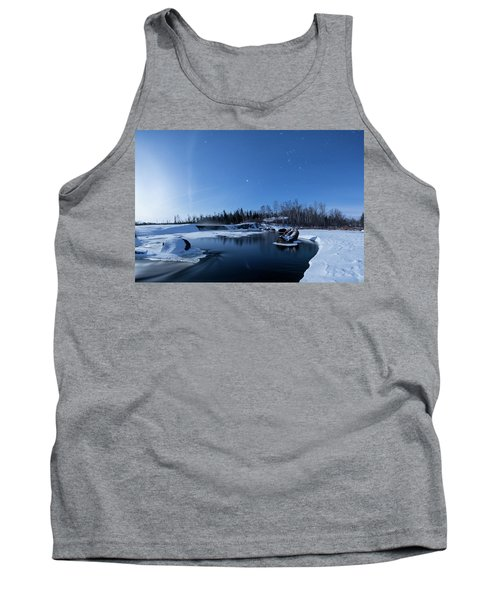 Night Into Day Tank Top
