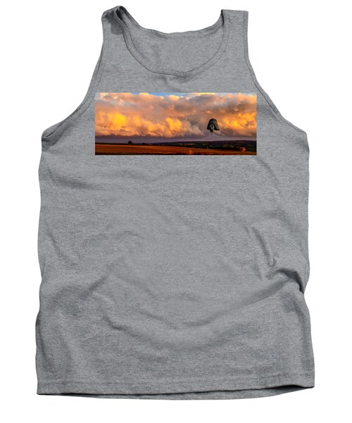Night Of The Vader Tank Top