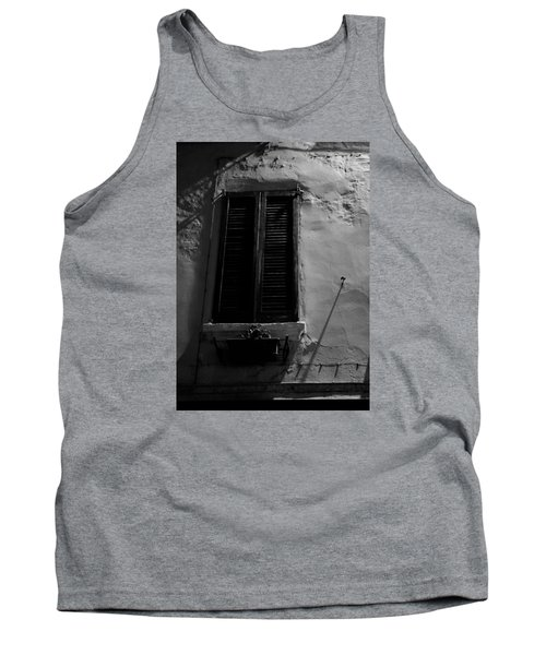 Night Shadows Tank Top