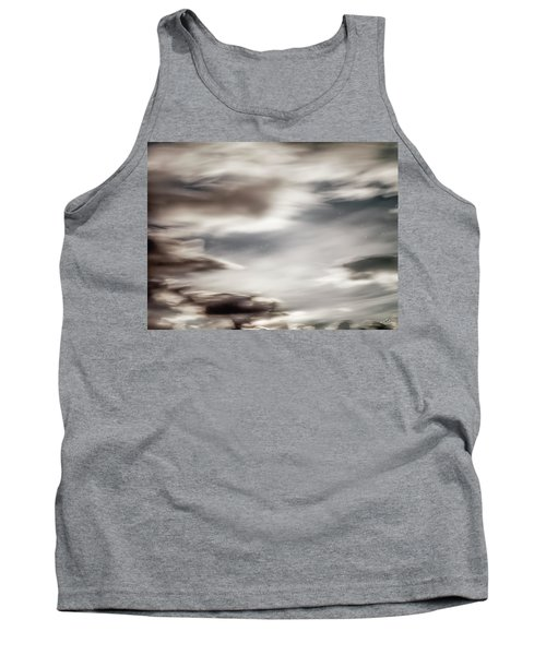 Tank Top featuring the photograph Night Sky 3 by Leland D Howard