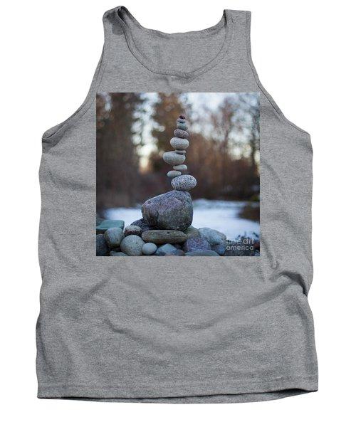 Zen Stack #3 Tank Top