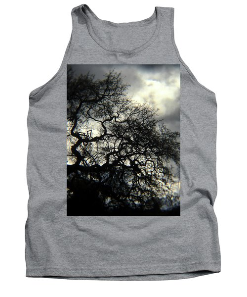 No, You Go First Tank Top