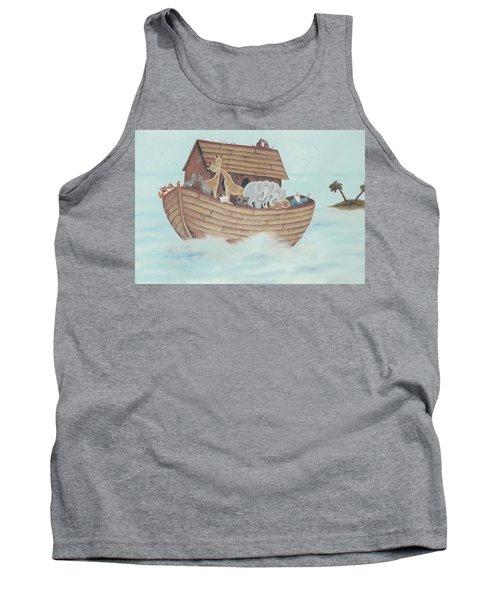 Noah's Ark Tank Top