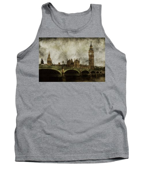 Noble Attributes Tank Top by Andrew Paranavitana