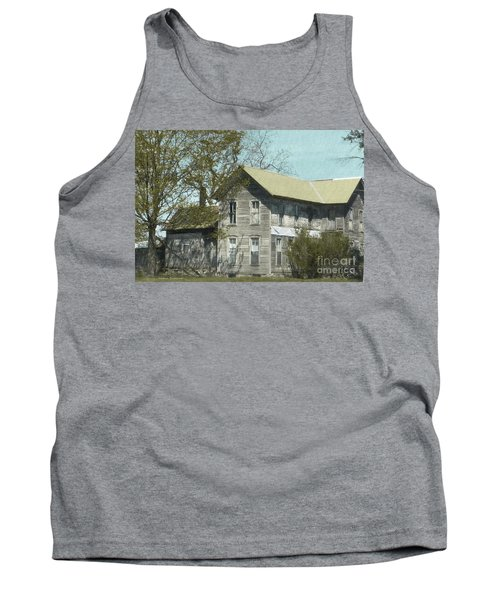 Nobody's Home Tank Top