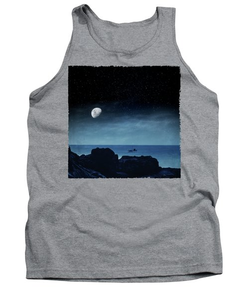Nocturnal Sea Tank Top