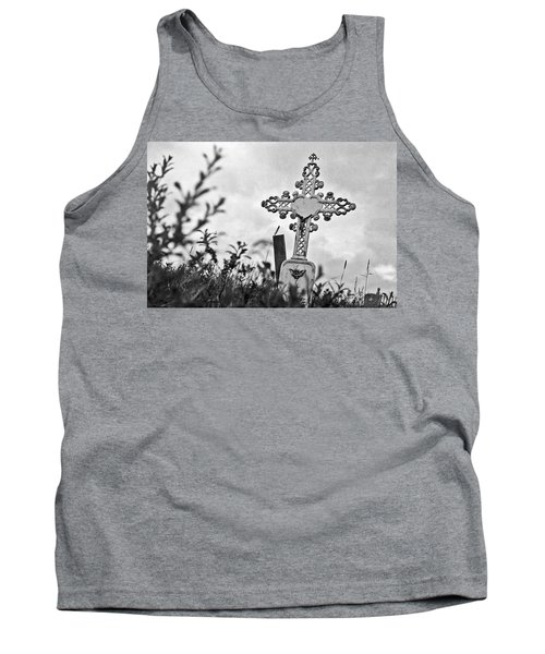 Tank Top featuring the photograph Nome by Laurie Stewart