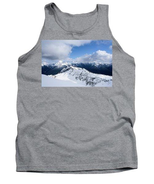North Cascade Mountains Tank Top