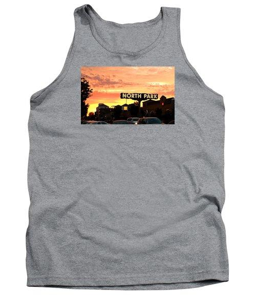 San Diego North Park Sun Tank Top
