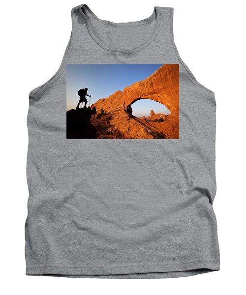 North Window Arch Tank Top