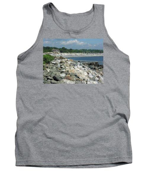 Northeast Us, Atlantic Coast, Rye Nh Tank Top by Betty Denise