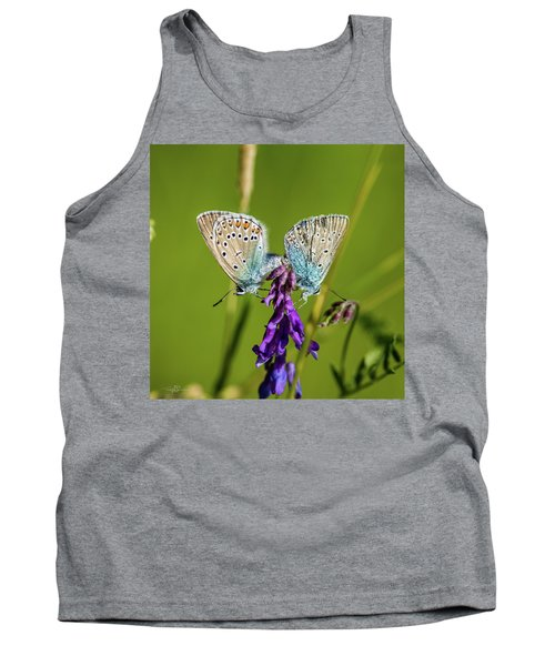 Northern Blue's Mating Tank Top