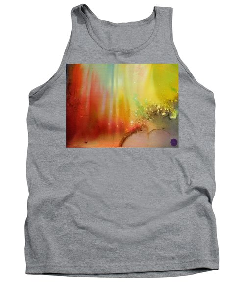 Northern Lights # 1 Tank Top