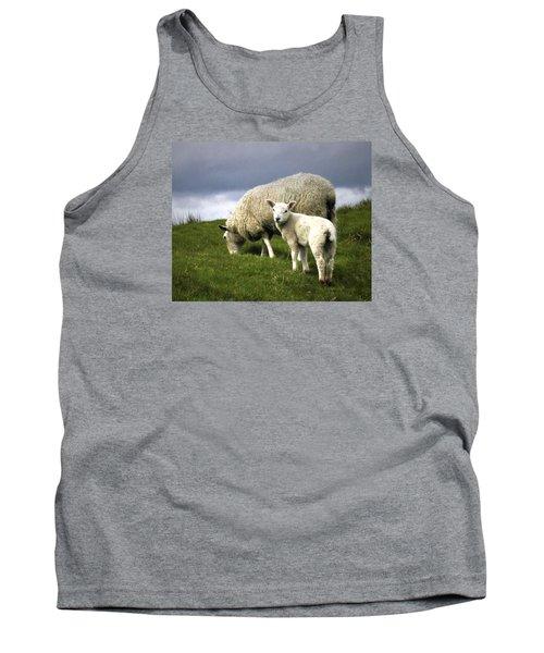 Northumberland Lamb Tank Top