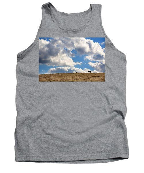 Not A Cow In The Sky Tank Top
